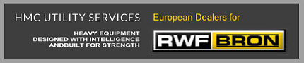 hmc utility services are european dealers for rwfbron